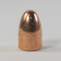Cobreada 9 mm - RN - 124 grains